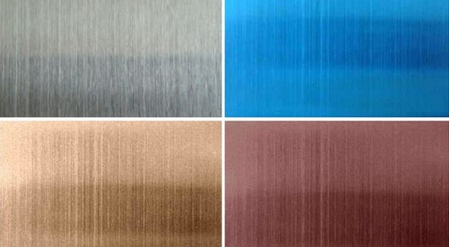 Stainless Steel Color Sheet